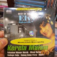 CD EKONOMIS ELVY SUKAESIH - BEST OF KERETA MALAM