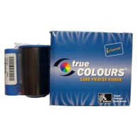 RIBBON YMCKO ( COLOUR ) PRINTER ID CARD ZEBRA P330i. PN 800015-440