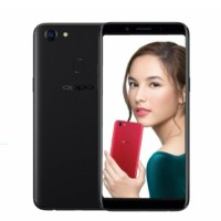 HP OPPO F5 RAM 4/32GB BLACK LIMITED EDITION-INTERNAL TRIPLESLOT HITAM