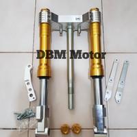 Upside Down / Shock Depan KTC original Yamaha Aerox 155 - NVX 155