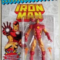 Marvel Legends Vintage Iron Man Classic