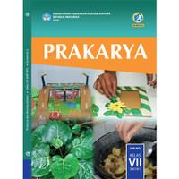 Buku SISWA Kelas 7 Prakarya Semester 2