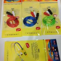 Kabel Aux 2in1 Jack Audio 3.5