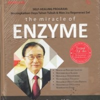 harga Gold Edition-the Miracle Of Enzyme-hiromi Shinya Tokopedia.com