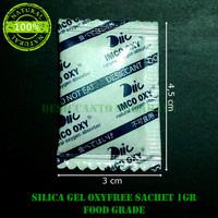 Silica Gel Makanan   Oxygen Absorber   OxyFree Food Grade