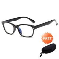 Aksesories m0bil Kacamata Anti Radiasi Komputer / Laptop / Blue Film C