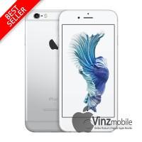 iPhone 6 Plus 32GB 32 GB Silver Garansi Apple 1 Tahun