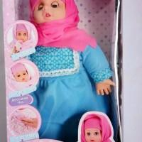 Boneka Teman Bermain dan Belajar Anisa Hijab dengan mode pintar