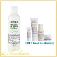 Kiehls Ultimate Thickening Shampoo 250ml