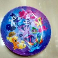Jual Piring Bulat Karakter 8inch Primera Little Pony Murah Surabaya Murah