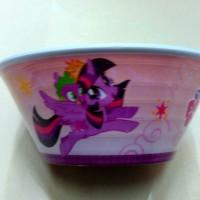 Jual Mangkok Bulat Centris 6.5inc My Little Pony Murah Surabaya Murah