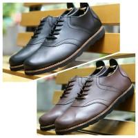 sepatu formal timberland javaland work shoes pria - pantofel casual