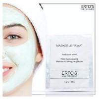 Banting Harga Masker Jerawat Anti Acne Mask By Ertos Masker Ertos