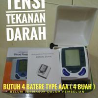 Harga alat ukur tekanan darah tensi digital elektronik murah best | antitipu.com