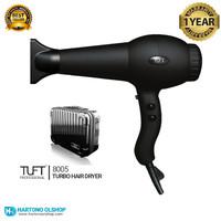 TUFT Hair Dryer Turbo 8005 - Hairdryer
