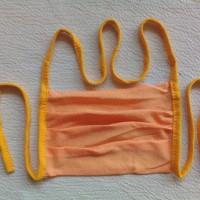 Masker Kain Katun Tali Panjang Model Tissu Tisu
