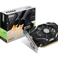 VGA MSI NVIDIA GeForce GTX 1050 Ti OC 4GB - MSI 1050Ti OC 4GB - RESMI