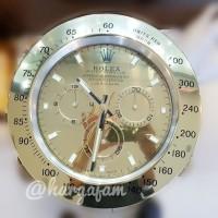 Jam Dinding Rolex Superlative Chronometer Oyster Perpet Grosir