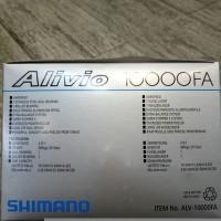 BEST SELLER Reel Pancing Shimano Alivio 10 000FA 1 1 bb PALING MURAH