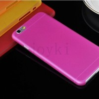 Hard Case Cover UltraThin 0.30 mm For Iphone 6 Plus (5.5) Warna Pink