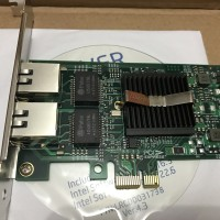 harga Lan Card Intel 1000 Dual Port Gigabit Pci Express Pcie Pci-e X1 Tokopedia.com
