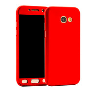 Hardcase 360 Samsung A7 2017 Free Tempered glass