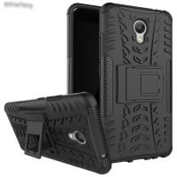 """Hardcase Meizu M5 Note 5.5"""" Armor Bumper Hard Soft Case Cover Casing"""