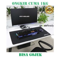 Mousepad Mouse Pad Gaming Super besar Jumbo 40 cm x 90 cm