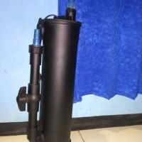 filter canister diy/canister diy/canister 1600L/jam