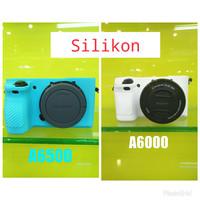 Silikon Kamera Mirrorless Sony A6000 & A6500