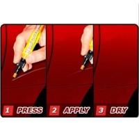 Fix It Pro Car Scratch Repair Remover Pen Clear Coat Applicator Tool
