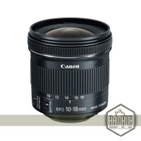 Jual new model Canon Lensa EF S 10 18mm F 4 5 5 6 IS STM Black GARANSI RES Murah