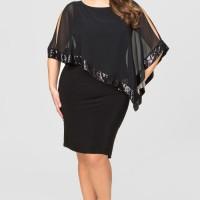 DRESS MURAH DRESS MUSLIM cape dress Pakaian baju Wanita Ukuran Besar