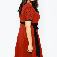 DRESS MURAH DRESS MUSLIM Dress baju Wanita Ukuran Besar (Big Size)