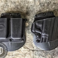 Retail Holster Fobus Sp11B Hs2000 & Springfield Xd Xdm Tactical