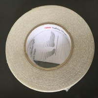 3M stiker roll safety walk 220 white 1 inch 18 meter