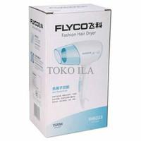 Flyco Fashion Hair Dryer - FH6223 - White