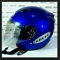 Helm Best1 INK Biru Centro Bkn KYT Bogo Anak BMC VOG