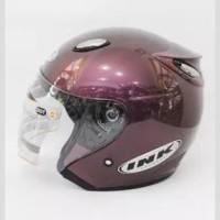 Helm Best1 INK Ungu Centro Bkn KYT Bogo Anak BMC VOG