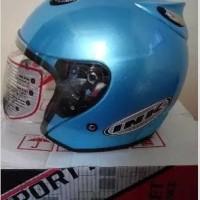 Helm Best1 INK Biru muda Centro Bkn KYT Bogo Anak BMC VOG