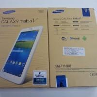 Handphone Tablet Samsung Galaxy Tab 3 V Android Kitkat
