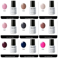 NAIL GEL POLISH ELITE99 KUTEX CAT KUKU GEL 7ml