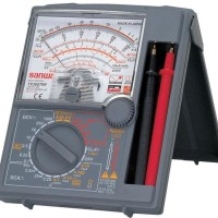 ORIGINAL - ANALOG MULTIMETER SANWA YX-360TRF