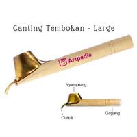 Canting Tembokan - Large / Canting Kuning Tembokan / Canting Tembokan