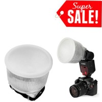 Universal Flash Diffuser Bowl Clear Lambency