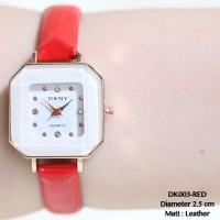 Jam tangan guess kulit wanita grosir import termurah fossil/rolex/dkny