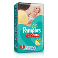 Pampers Popok Baby Dry Pants S36