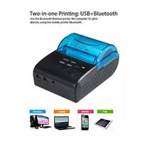 Bluetooth Printer 58mm 5805 Pawoon Olsera iReap Kasir Toko Cafe