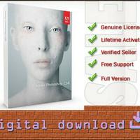 Adobe Photoshop CS6 Digital License Original