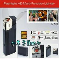 Spy Cam Korek Api Kamera Pengintai Lighter V18 Hidden Camera Camcorder